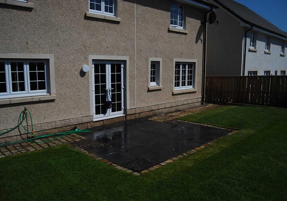 Garden - Landscaping in Cumbernauld